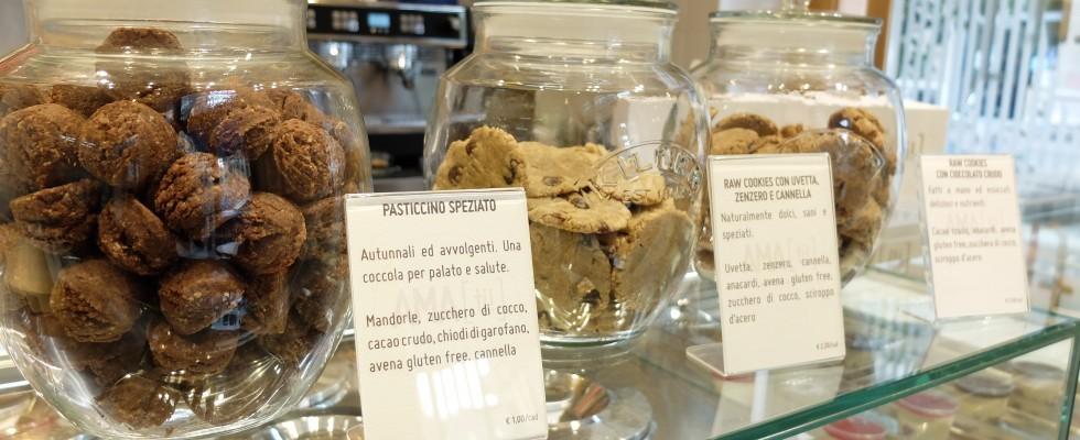 Apre la prima pasticceria cruda di Milano: AMAti
