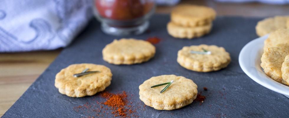 Biscotti alla paprika: lasciatevi conquistare