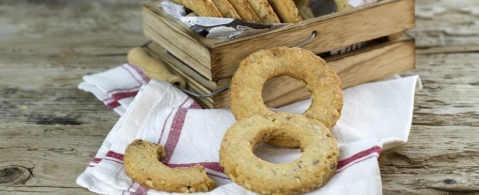 Biscotti alle mandorle, un classico