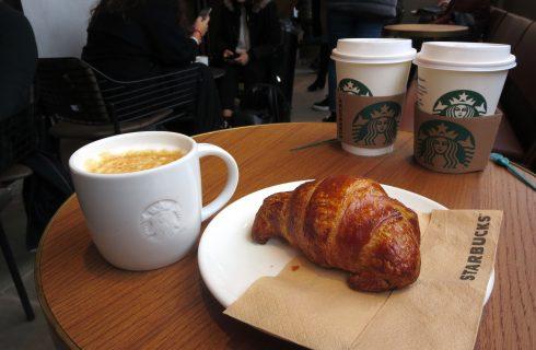 Seconda nuova apertura a Milano (e non è l'ultima): allora Starbucks funziona anche in Italia