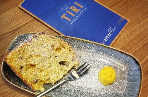 Vincenzo Tiri: il guru del panettone apre Tiri Bakery & Caffè