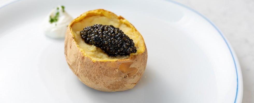 Roma: per conoscere e apprezzare il caviale, da Parigi c'è Caviar Kaspia