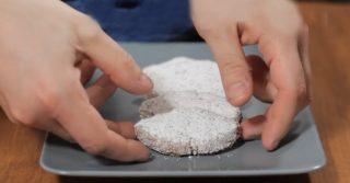 Ricciarelli al cacao: dalla tradizione senese