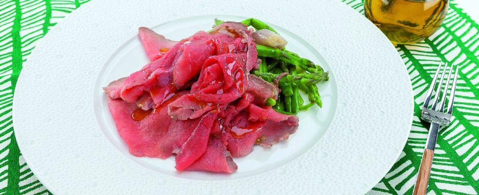 Roast beef tradizionale al barbecue: per la domenica