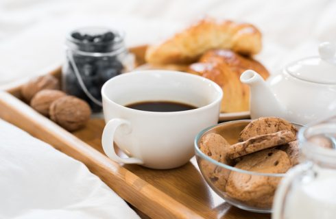 Come preparare i biscotti al caffè di Marco Bianchi