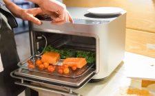 Arriva il forno intelligente che cuoce con la luce