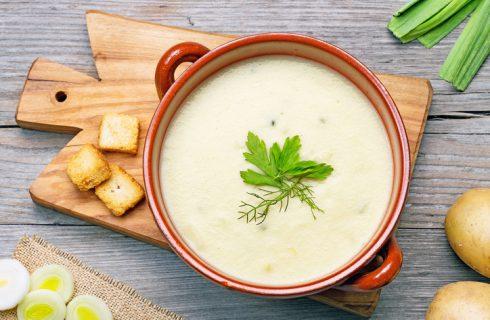 Crema di topinambur e patate, la ricetta facile