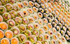 Il sushi adesso si mangia in tazzina