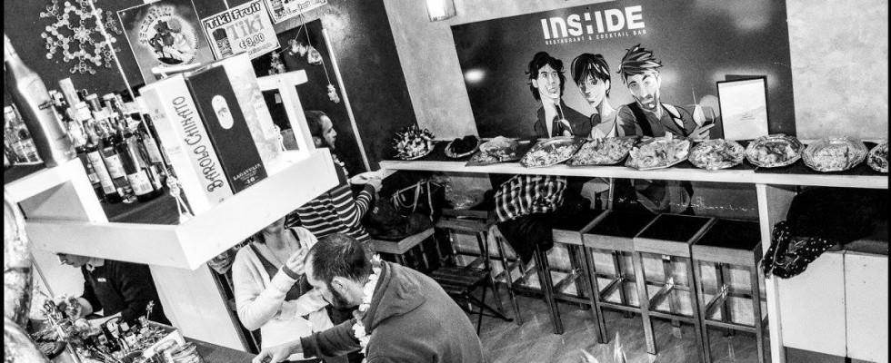 Inside, Torino