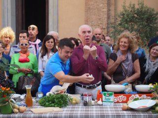 Davide Mengacci, il volto del territorio e delle ricette italiane in TV