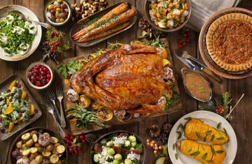 Il menù per la Festa del ringraziamento americana