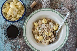 Orecchiette con cavolfiore e gorgonzola: primo semplice e originale