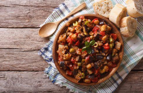 La ricetta siciliana degli ortaggi fritti in agrodolce