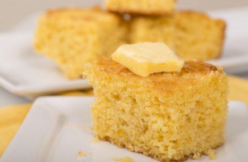 Il pane di mais con la ricetta di Anna Moroni