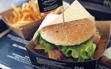 Bastianich firma i nuovi burger McDonald's