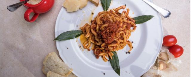 10 locali dove mangiare i veri Pici toscani