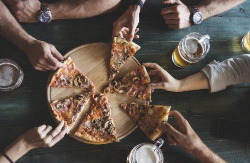 La pizza è il piatto preferito dagli italiani