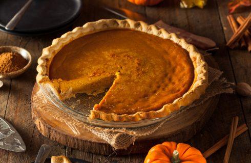 Pumpkin pie, la ricetta di Benedetta Parodi