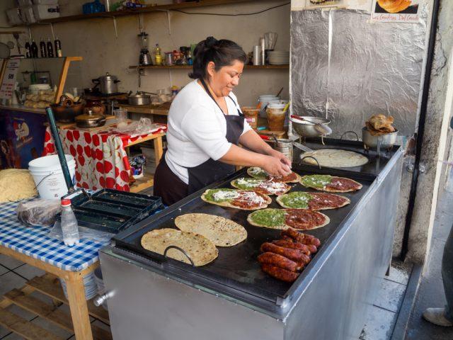 street food messicano
