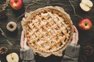 Appletaart: voliamo in Olanda