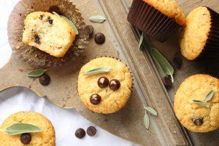 Muffin al cioccolato gluten free: semplici e golosi