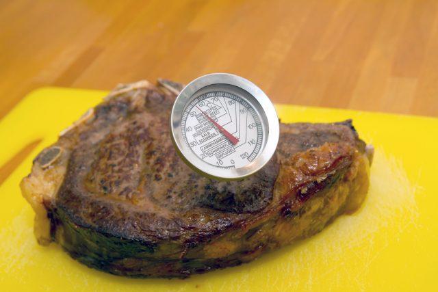 termometro della carne