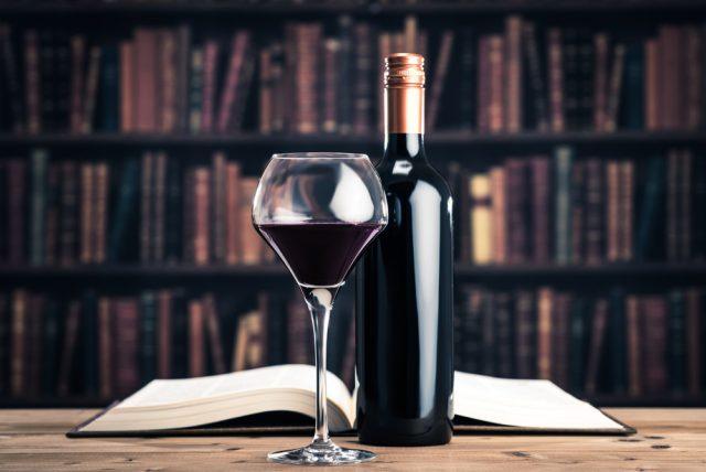 libri e vino