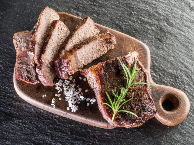 bistecca ben cotta