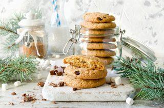 Biscotti morbidi con cioccolato: perfetti in qualsiasi momento