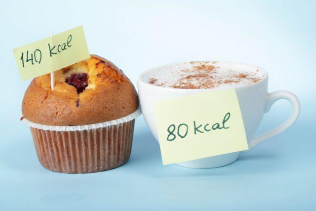contare calorie