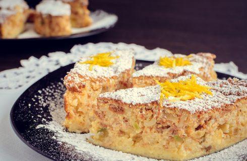 La torta di riso e mele di Benedetta Parodi
