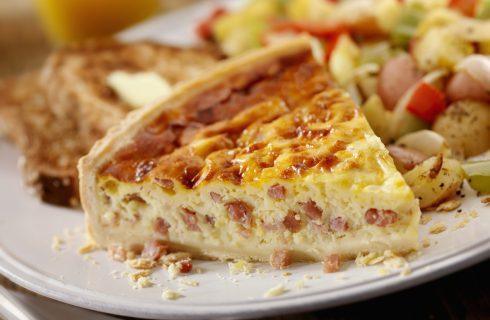 Torta salata francese, la ricetta