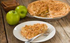 La ricetta della torta sbrisolona alle mele