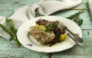 Agnello alla sarda: cucina tradizionale