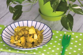 Aloo gobi: voliamo in India