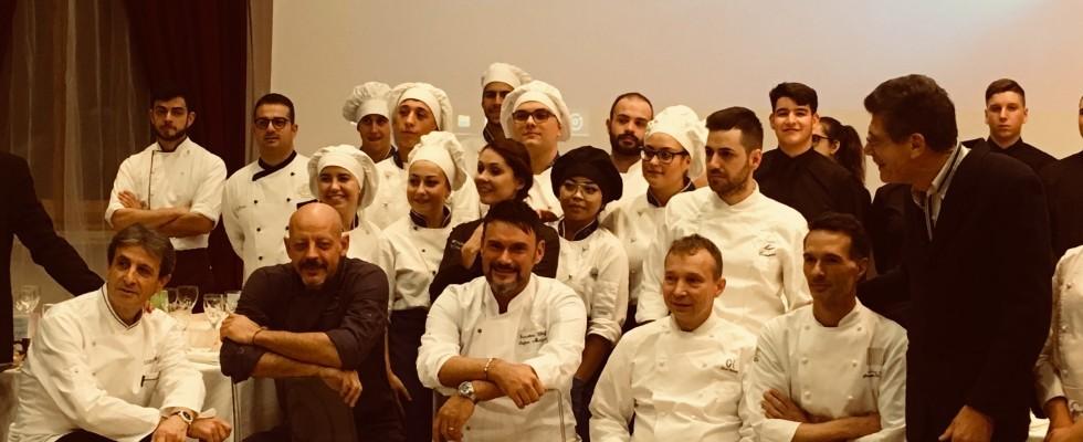 A Roma i ristoranti stellati si uniscono per beneficenza