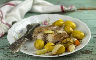 Sella di coniglio marinata al forno: semplice e gustoso