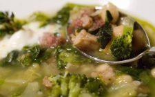 L'inverno in un piatto: la minestra maritata