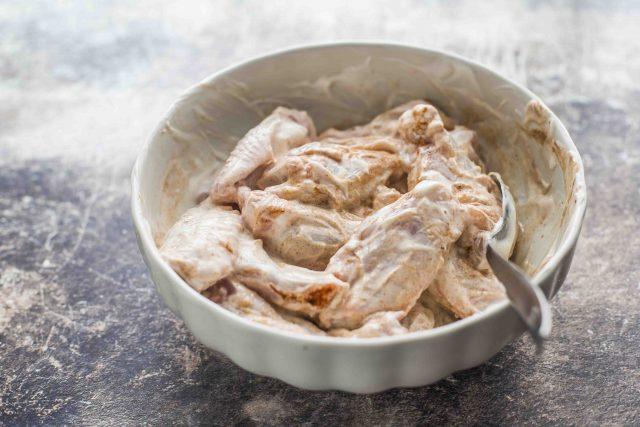step-2-pollo-fritto-alle-arachidi