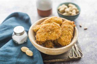 Pollo fritto alle arachidi: per una cena tra amici