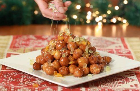Struffoli: la dolcezza del Natale