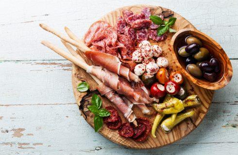 Antipasto all'italiana, ingredienti e come presentarlo
