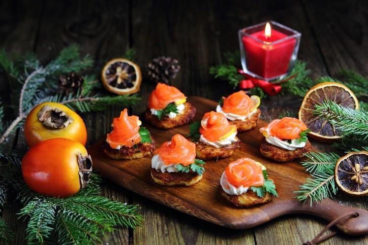Ricette Antipasti Veloci Vigilia Di Natale.20 Antipasti Per La Vigilia Di Natale Semplici E Veloci Gustoblog