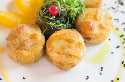 Arancini di cous cous vegetariani: facilissimi