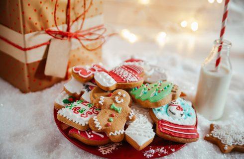 Tante idee per i biscotti natalizi decorati