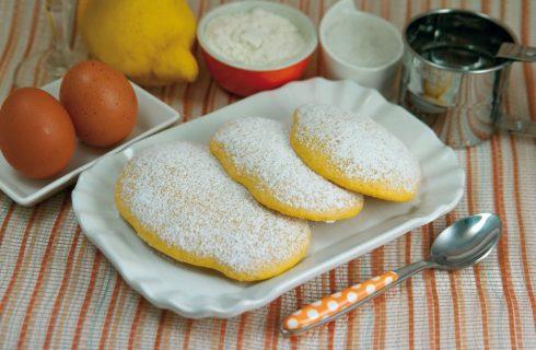 Biscotti morbidi al limone: per la merenda