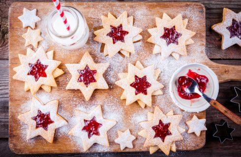 I biscotti di Natale da fare con il Bimby