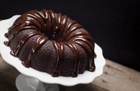 Bundt cake al cioccolato, la ricetta di Martha Stewart