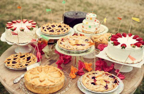 Ma che differenza c'è tra Pie e Cake?