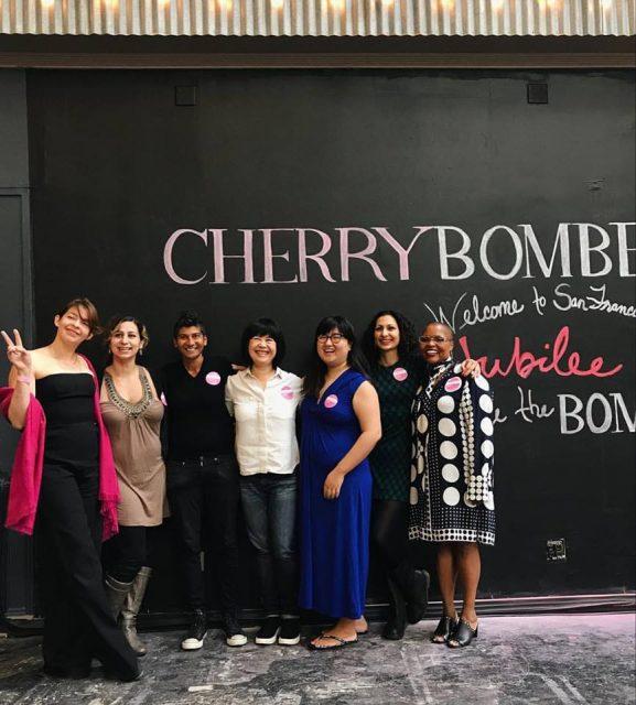 cherry-bombe